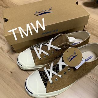 CONVERSE - 【新品】converse jack purcell 28.0cm billy's