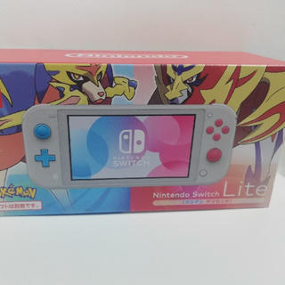 Nintendo Switch - ニンテンドースイッチ ライト ザシアン ザマゼンタ