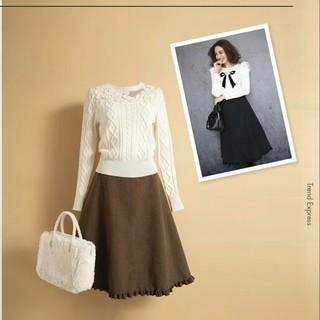 M'S GRACY - 新品☆エムズグレイシー スカート 38