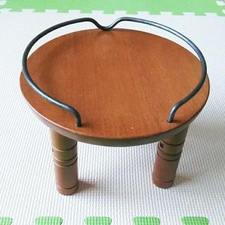 リッチェル(Richell)のリッチェル ペット用テーブル シングルブラウン(その他)