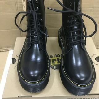 ドクターマーチン(Dr.Martens)のUK6.5☆セール☆ Dr.Martens  8ホール 厚底 正規品(ブーツ)