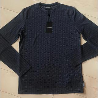 エンポリオアルマーニ(Emporio Armani)の新品未使用 エンポリオ アルマニー   (Tシャツ/カットソー(七分/長袖))
