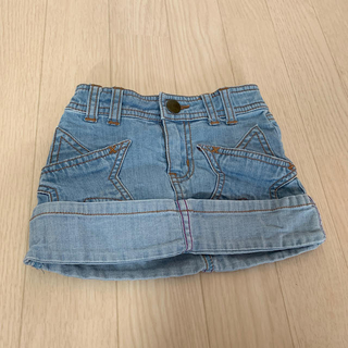 アナスイミニ(ANNA SUI mini)のANNA SUI mini 美品スカート(スカート)
