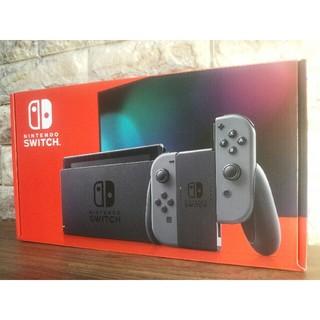 任天堂 - Nintendo Switch Joy-Con(L)/(R) グレー