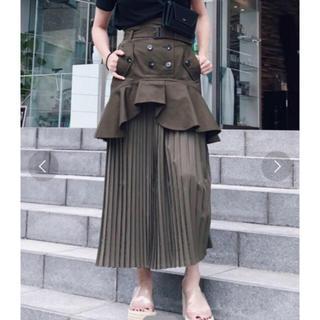 Ameri VINTAGE - カーキ スカート