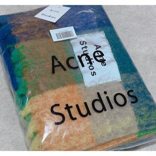 ACNE - アクネ 大判 マフラー ストール AcneStudios  アウトレット
