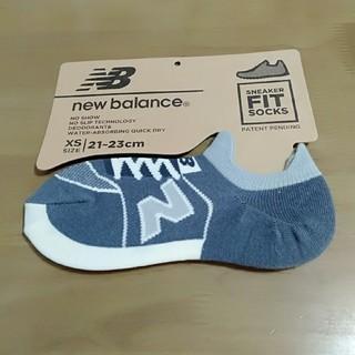 New Balance - ①new balance スニーカーソックス