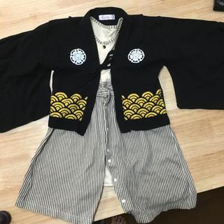 袴カバーオール男の子★(ドレス/フォーマル)