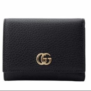 Gucci - GUCCI 三つ折り財布