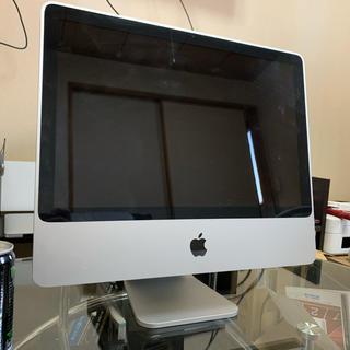 Apple - iMac 20インチ メモリ3GB 容量300GB