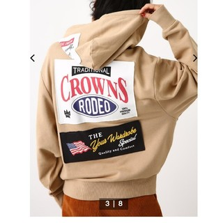 RODEO CROWNS WIDE BOWL - パーカー mt