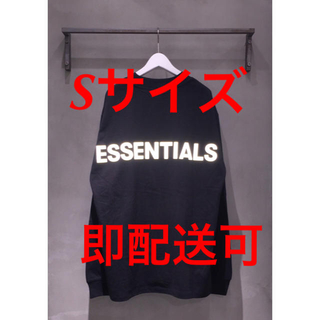 FEAR OF GOD - FOG ESSENTIALS LS TEE REF Sサイズ