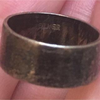 シルバー ピンキーリング 925 刻印 💍 (リング(指輪))