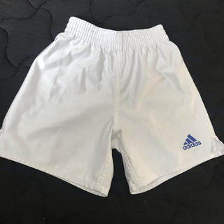 adidas - 120センチ アディダス サッカーパンツ