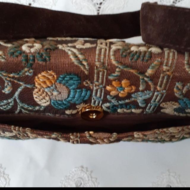 帯地のバッグ レディースのバッグ(ハンドバッグ)の商品写真