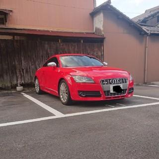 アウディ(AUDI)のアウディ tt8j red tts仕様(車体)