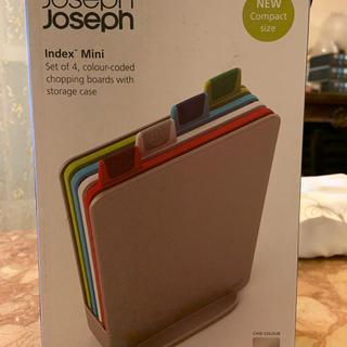 ジョセフジョセフ(Joseph Joseph)のJosephJosephインデックス付まな板 ミニ(調理道具/製菓道具)
