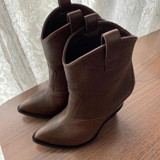 ジュゼッペザノッティ(GIUZEPPE ZANOTTI)のジュゼッペザノッティ ショートブーツ(ブーツ)