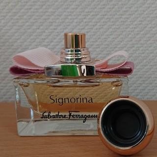 サルヴァトーレフェラガモ(Salvatore Ferragamo)のサルヴァトーレ フェラガモ シニョリーナ オードパルファム(香水(女性用))