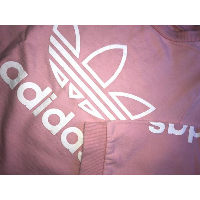adidas(アディダス)のadidas セットアップ キッズ 90〜100 キッズ/ベビー/マタニティのキッズ服男の子用(90cm~)(その他)の商品写真