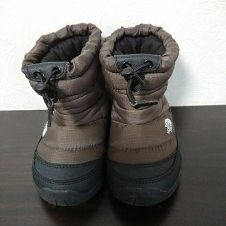 ザ・ノースフェイス   ブーツ  16cm