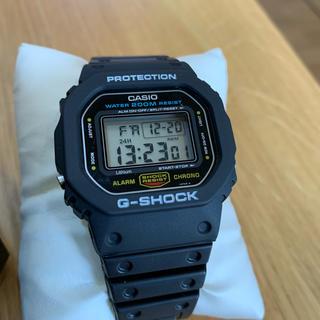 カシオ(CASIO)のG-SHOCK DW-5600C スクリューバック(腕時計(デジタル))