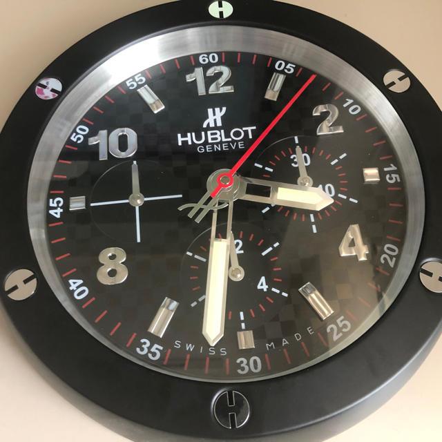 IWC偽物 時計 全国無料 、 HUBLOT - HUBLOT 壁掛け時計の通販 by ポンコツs shop