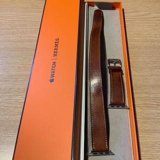 Hermes - (正規品) Apple Watch ドゥブルトゥール エルメス フォーヴ