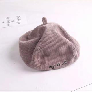 アニエスベー(agnes b.)の限定1点💓1番オススメ(帽子)