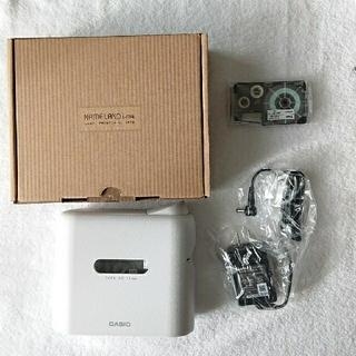 カシオ(CASIO)のカシオ NAME LAND  i-ma  KL-SP10(オフィス用品一般)