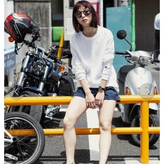 チャンピオン(Champion)の★なっち様専用★ championロンT Lサイズ白黒(Tシャツ(長袖/七分))