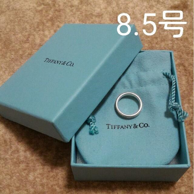 Tiffany & Co.(ティファニー)のTIFFANY 1837 シルバーリング☆指輪 ティファニー レディースのアクセサリー(リング(指輪))の商品写真