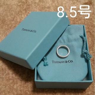Tiffany & Co. - TIFFANY 1837 シルバーリング☆指輪 ティファニー
