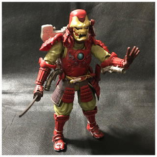 名将MANGA REALIZATION 鋼鉄侍アイアンマン マーク3