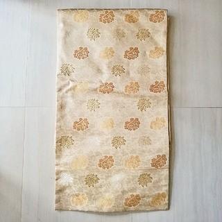 名古屋帯 金色 ゴールド フォーマル(着物)