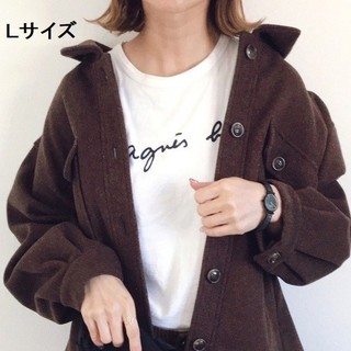 agnes b. - 【Agnes b】アニエスベー★Tシャツ・Lサイズ★レディース★ホワイト