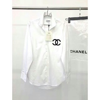 CHANEL - Chanel メンズ/レディース シャツ  白
