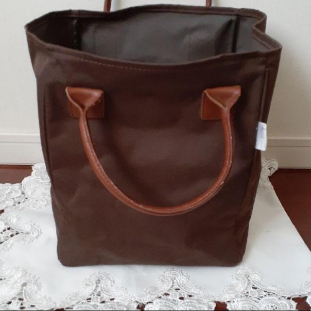 kumikyoku(組曲)(クミキョク)の四角いトートバッグ レディースのバッグ(トートバッグ)の商品写真