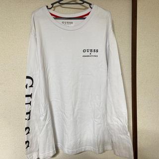 ゲス(GUESS)のguess×generation ロンT(Tシャツ/カットソー(七分/長袖))