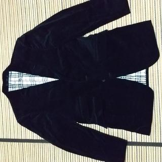 バーバリーブラックレーベル(BURBERRY BLACK LABEL)のジャケット(テーラードジャケット)