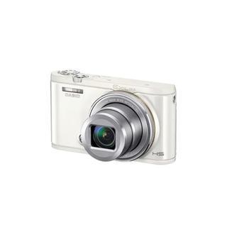 カシオ(CASIO)のCASIO EXILIM EX-ZR4100 ホワイト ★ SDカード付き(コンパクトデジタルカメラ)