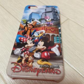 Disney - iPhone5 ケース カバー ハード ディズニー 香港