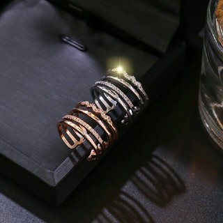 ☆即日発送☆早いもの勝ち☆編み込み指輪 フリーサイズ☆リング(リング(指輪))
