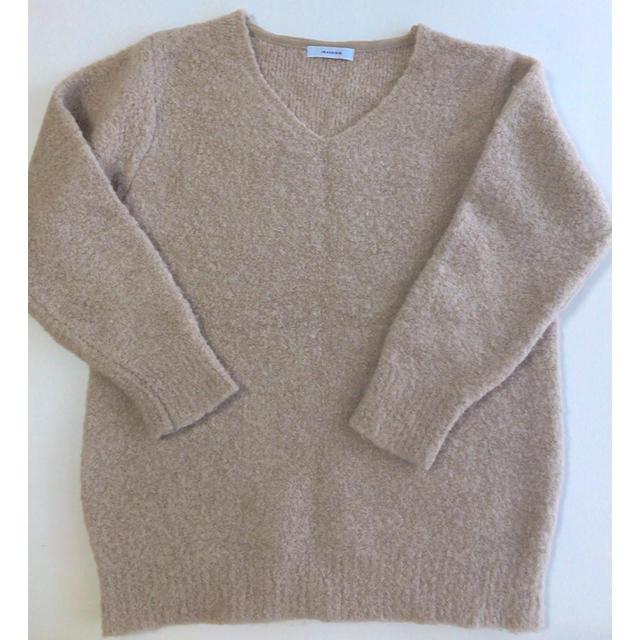 JEANASIS(ジーナシス)のジーナシス ニット レディースのトップス(ニット/セーター)の商品写真