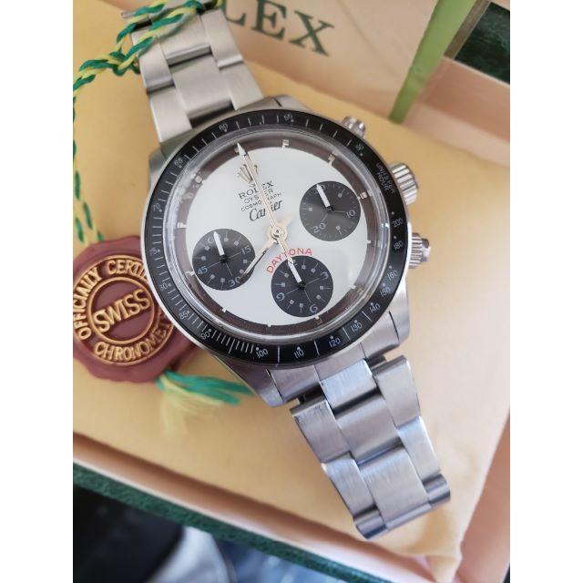 リシャール ミル 最高 額 、 ROLEX - 6263/Wネーム赤巻 白ポールエキゾチックダイヤル/デイトナカスタム の通販 by mihoko07's shop