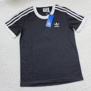adidas - 【新品】adidas アディダス★3ストライプ★半袖シャツ★Tシャツ