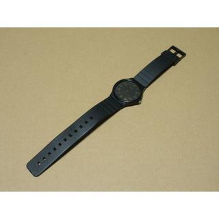 カシオ(CASIO)のCASIO腕時計 MQ-24 電池交換済み チープカシオ 送料込み(腕時計(アナログ))