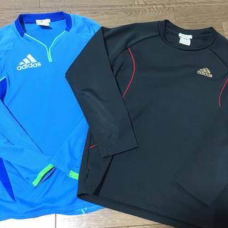 adidas - サッカーウエア150サイズ(*^^*)136