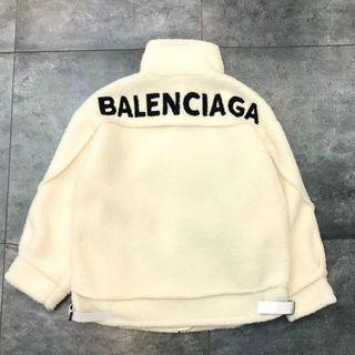 Balenciaga - 高品質今年流行バレンシアガ ロングパーカー アウターボア