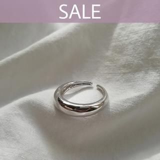 TOMORROWLAND - 【数量限定SALE】925 circle ring 2 🍒 ラスト1点